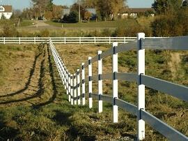 Chuck's Fence Agricultural Horse Fence